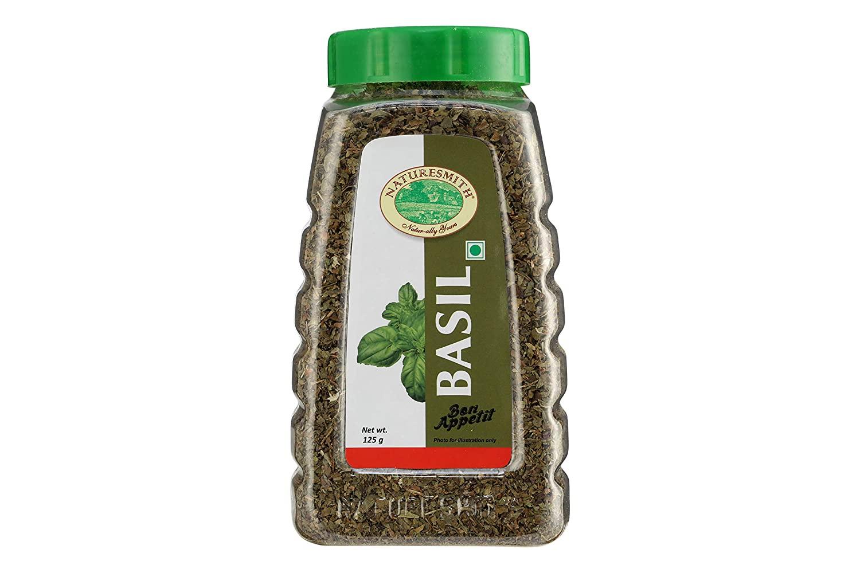 Naturesmith Basil, 125 g