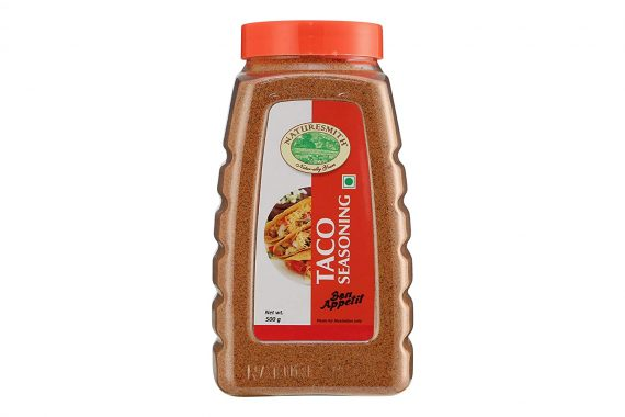 Naturesmith Taco Seasoning, 500g
