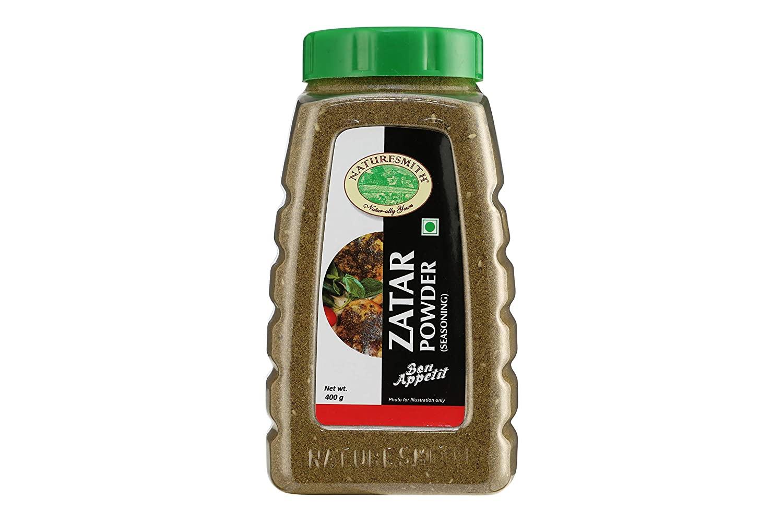 Naturesmith ZATAR Powder (Seasoning), 400 g