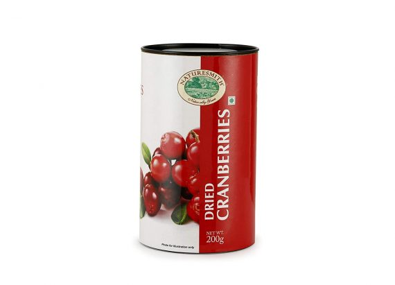 Naturesmith Dried Cranberry, 200g