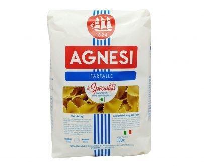Agnesi Farfalle Pasta, 500gm