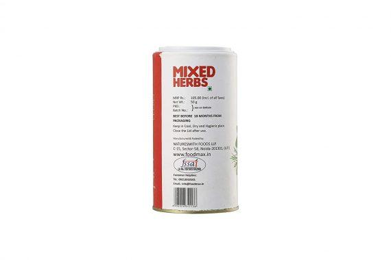 Naturesmith Mixed Herbs Big CAN, 50g