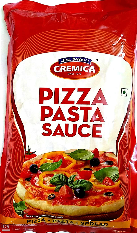Ellis Harvey Cremica Pizza Pasta Sauce, 1kg