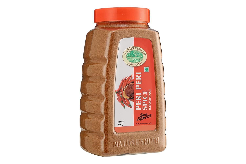 Naturesmith PERI-PERI Spice (Seasoning), 500 g