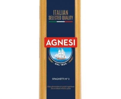 Agnesi Spaghetti Pasta, 500g