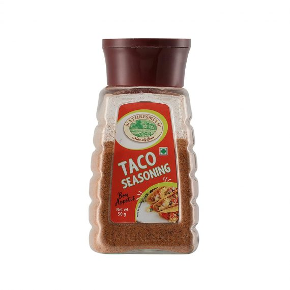 Naturesmith Taco Seasoning, 50 g