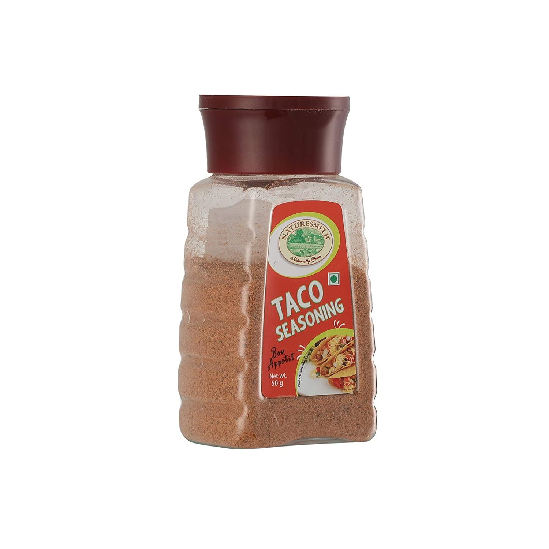 Naturesmith Taco Seasoning, 50 g