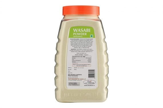 Naturesmith Wasabi Powder, 500g