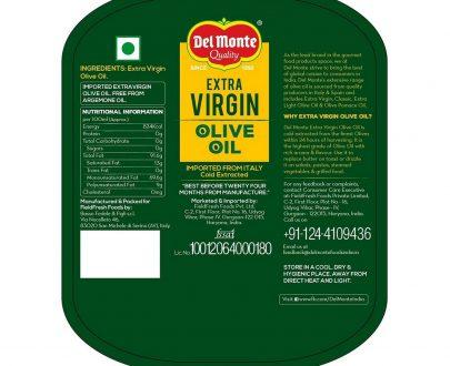 Del Monte Extra Virgin Olive Oil
